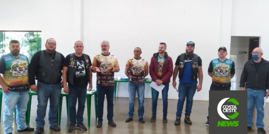 Moto Clube Forasteiros do Oeste e AMASH elegem nova diretoria em Santa Helena