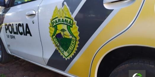 Motorista é detido pela PM por embriagues ao volante em Itaipulândia
