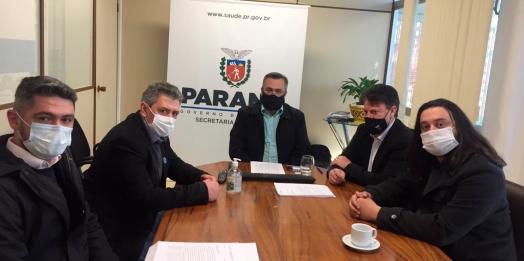 Nova unidade de saúde é prevista para Serranópolis do Iguaçu
