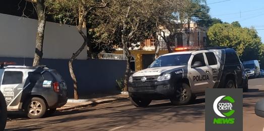 Operação da Polícia Civil cumpre mandado de prisão em Santa Helena