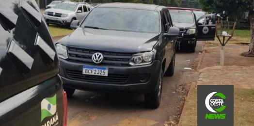 Operação da Polícia Civil interdita imóvel usado para tráfico de drogas em Medianeira