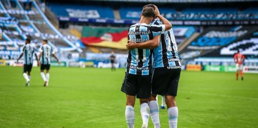 Ouça os gols: Grêmio é Tetracampeão gaúcho após empate com o Inter no Gre-Nal da Arena