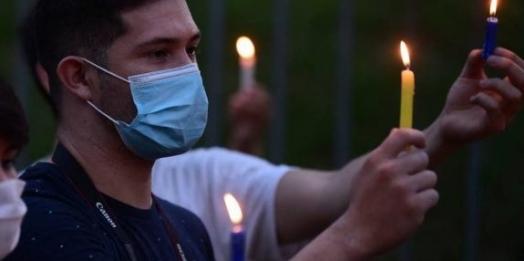 Paraguai tem novo recorde diário de mortes por Covid-19