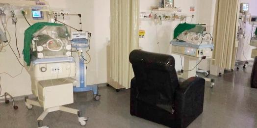 Paraná disponibiliza leitos de UTI para recém-nascidos vindos de Manaus
