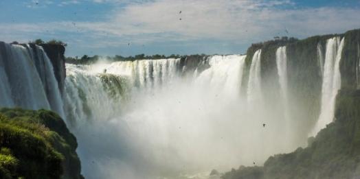 Parque Nacional do Iguaçu está aberto para visitação neste feriado