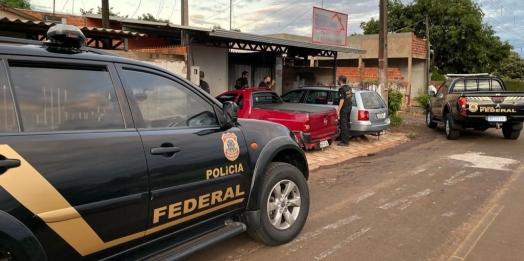 PF deflagra operação de combate ao tráfico de drogas em estados do sul e cumpre mandados na região