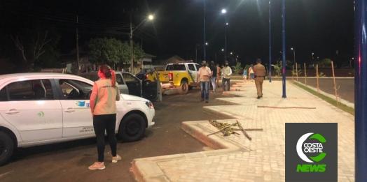 PM e fiscais de Itaipulândia notificam pessoas e comércio por descumprimento de medidas restritivas