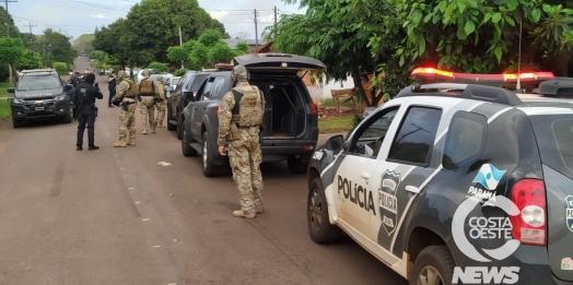 Polícia Civil cumpre mandados de busca e apreensão em Santa Helena