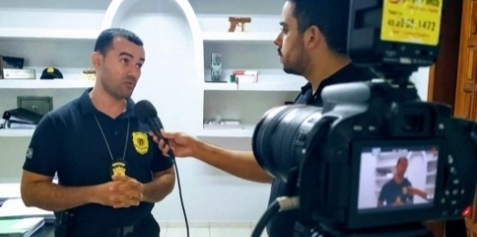 Polícia Civil já tem suspeito de autor de homicídio em Santa Helena; ouça o delegado Geraldo Evangelista
