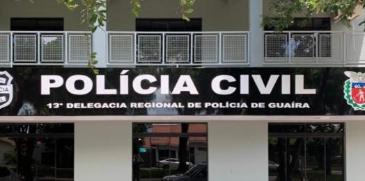 Polícia Civil prende suspeito de feminicídio em Guaíra