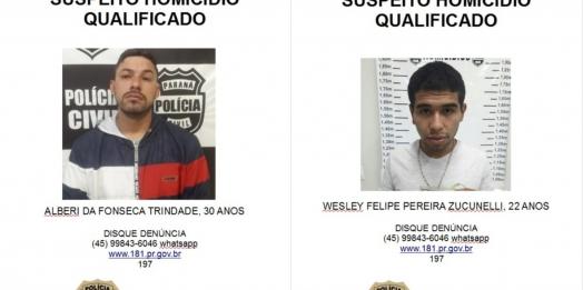 Polícia Civil procura por foragidos de homicídio de vítima morta após live