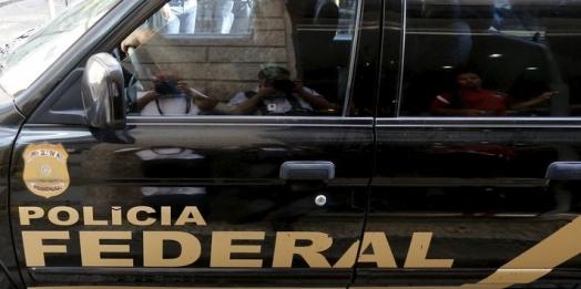 Polícia Federal cumpre mandado de prisão em Foz do Iguaçu