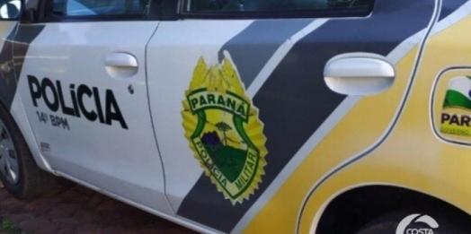 Polícia Militar atende ocorrência de violência doméstica em São Miguel do Iguaçu