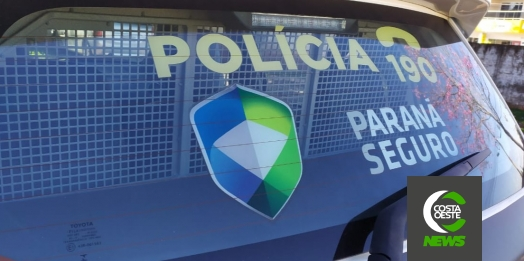 Polícia Militar cumpre mandado de prisão em Medianeira