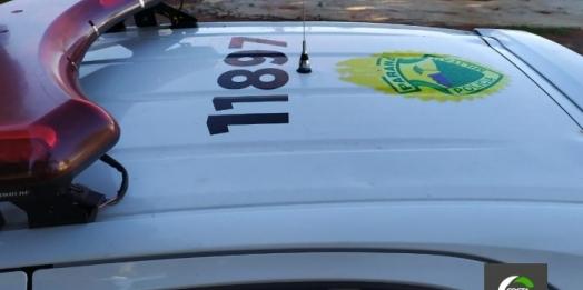 Polícia Militar cumpre mandado de prisão em São Miguel do Iguaçu