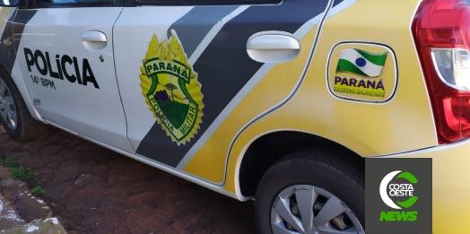 Polícia Militar cumpre mandado de prisão em Serranópolis do Iguaçu