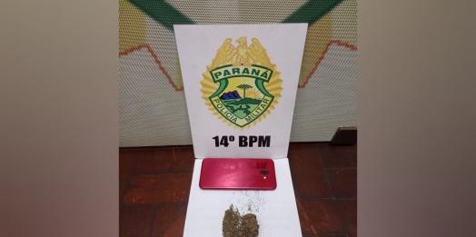 Polícia Militar detém indivíduos por roubo e recupera celular roubado