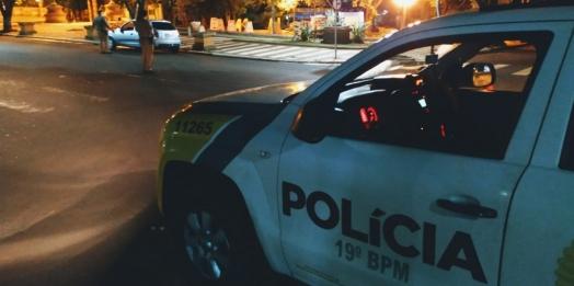 Polícia Militar de Santa Helena intensificará patrulhamento nos dias que antecedem a virada de ano
