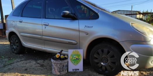 Polícia Militar prende condutor por embriaguez ao volante em Itaipulândia