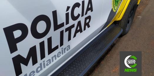 Polícia Militar prende indivíduo por violência doméstica em Medianeira