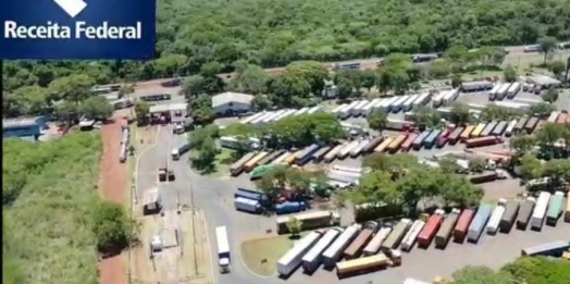 Porto Seco de Foz do Iguaçu fechou o primeiro semestre de 2021 com maior movimento da história
