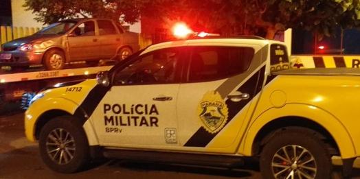 PRE de Santa Helena recupera veículo furtado