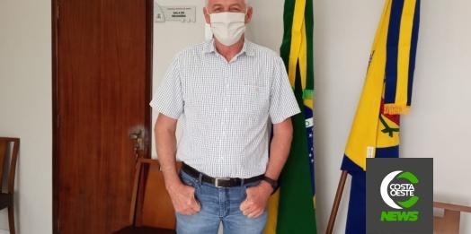 Prefeito Heraldo Trento avalia primeiros 100 dias da administração em Guaíra