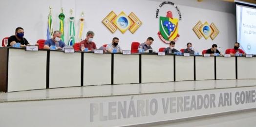Programa AGROFORTE é aprovado pela Câmara de Vereadores e homologado pela prefeita Cleide Prates