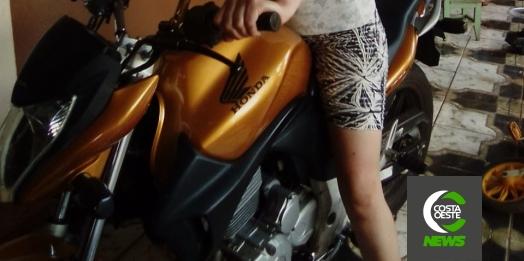 Rapaz é agredido e tem motocicleta e celular roubados em Santa Helena