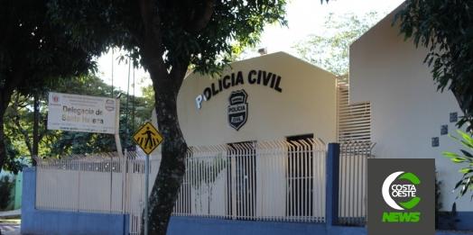 Rapaz que confessou furto após ser preso em Santa Helena, deixa a delegacia em menos de duas horas