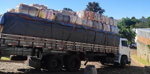 Recolha de Materiais recicláveis de abril de 2021 quase iguala a maior quantidade recolhida em um mês em Missal
