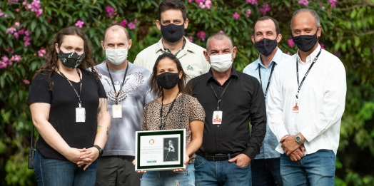 Refúgio Biológico de Itaipu recebe prêmio de Políticas Públicas do Conselho de Medicina Veterinária