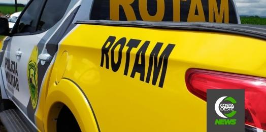 ROTAM localiza adolescente que estava desaparecida em Medianeira