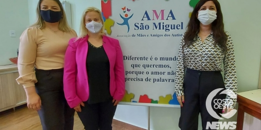 São Miguel do Iguaçu: AMA (Associação de Mães e Amigos de Autistas) trabalha em busca de inclusão ao autista