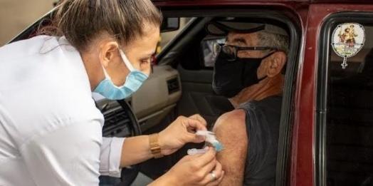São Miguel do Iguaçu inicia aplicação da 3ª dose na próxima segunda-feira (27)