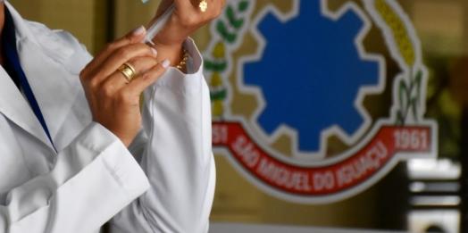 Saúde de São Miguel do Iguaçu recebe mais 300 doses e inicia vacinação nesta terça-feira (02)