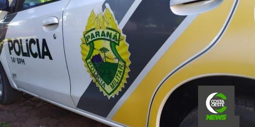 Suspeito de furto é preso pela PM em Itaipulândia