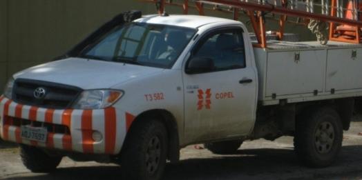 Temporal deixou 32 mil unidades sem energia em Foz e Santa Terezinha