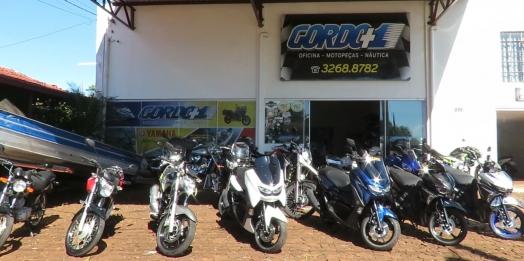 Test Drive da nova Yamaha Neo 125, NMAX 160 e YZF R3 é na Gordo +1; visite a loja
