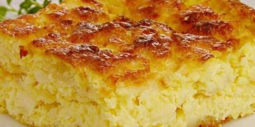 Torta salgada de milho