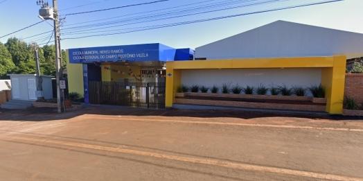 Vereadora Fabricia solicita ao DER que faça a sinalização ao redor da Escola Nereu Ramos