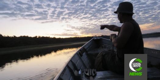 Viver Bem: no Lago de Itaipu, acampamento e pescaria se tornou atividade de lazer e esporte entre amigos