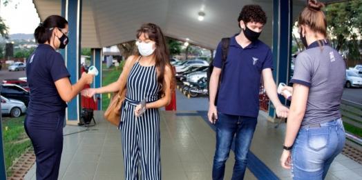 Volta às aulas: ensino híbrido é adequado no oeste do Paraná pela UNIGUAÇU