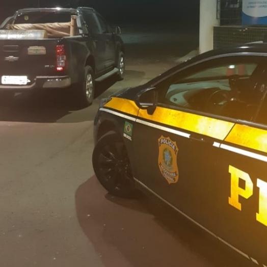 Em ação rápida, PRF frustra roubo em Guaíra