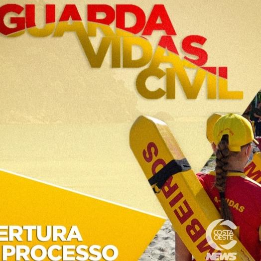 Estão abertas as inscrições para o Curso de Guarda-Vidas Civil Voluntário no Paraná