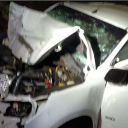 Grave acidente é registrado na entrada de Pato Bragado