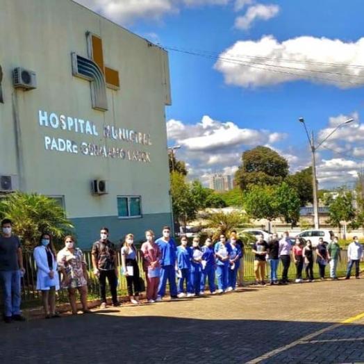 Hospital Municipal de Foz do Iguaçu recebe 21 novos médicos residentes