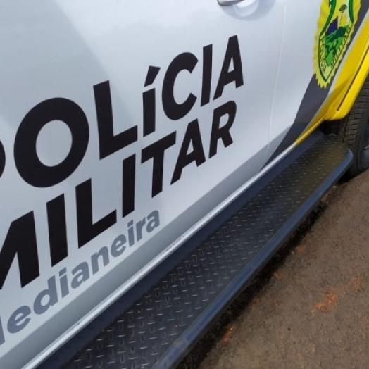 Indivíduo é preso pela PM por violência doméstica em Medianeira