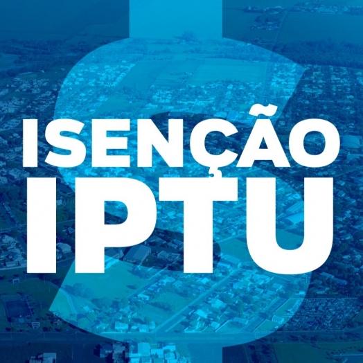 Itaipulândia: Departamento de Tributação suspende temporariamente o prazo dos pedidos de isenção do IPTU