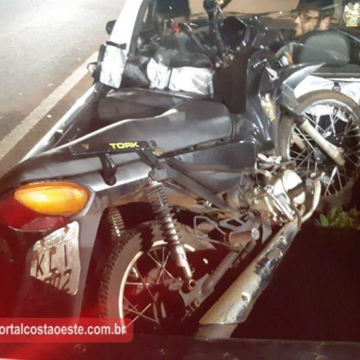 Ladrão é linchado após roubar moto em Santa Terezinha de Itaipu